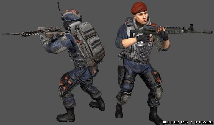 Css сервера модели для css оружие для css
